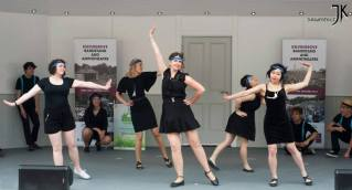 "alt=""Glasgow Swing Dance Performance"""